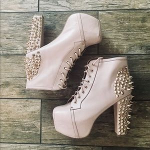 Jeffrey Campbell Lita with Spikes